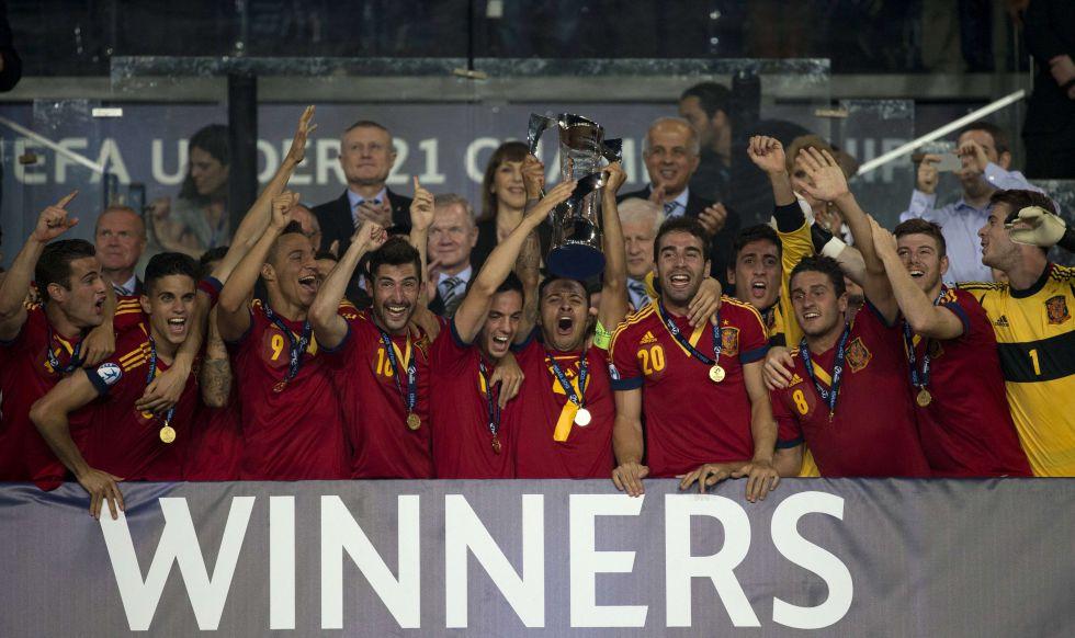 .: Hilo Oficial España Sub. 21 Eurocopa Israel 2013 :. - Página 3 1371560626_084552_1371580246_noticia_grande