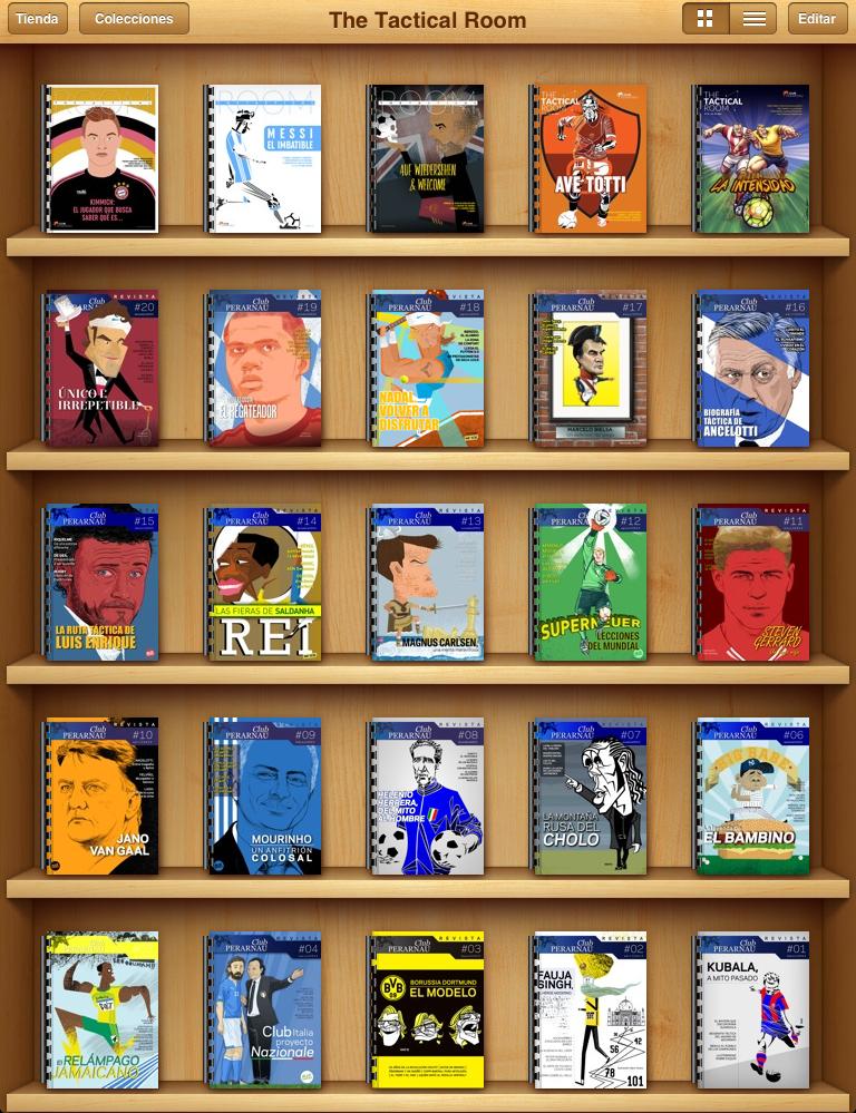 25-revistas