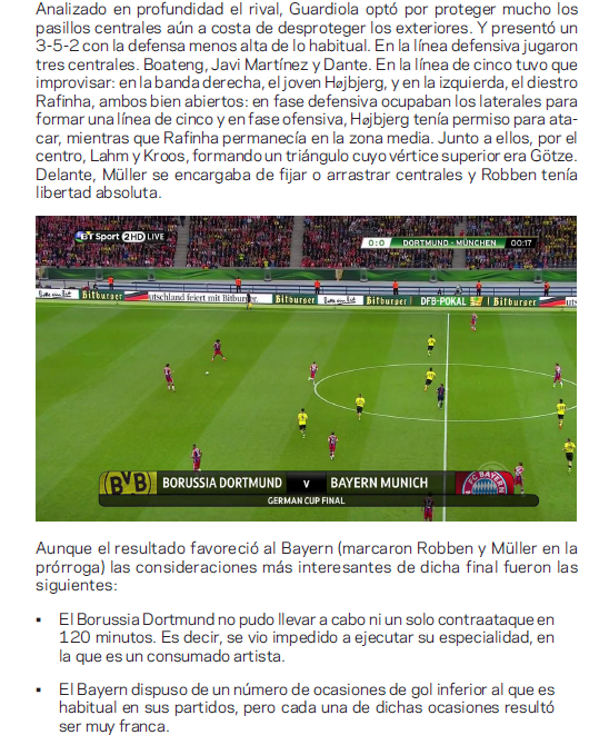Bayern BVB 2014 Pokal