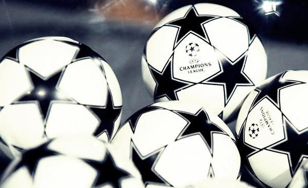 Grupos Champions League 2014-2015