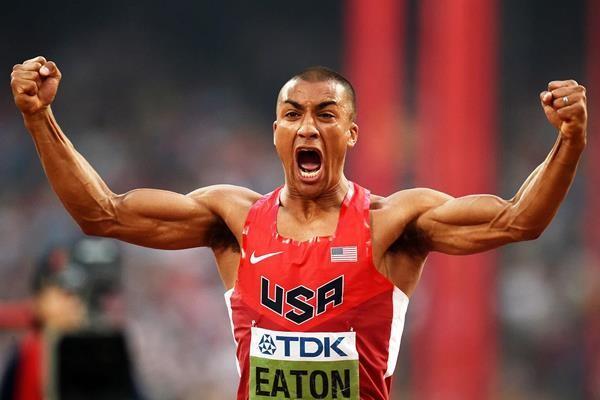 Eaton campeón Pekín