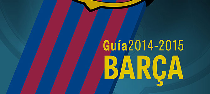Guía Barça 2014-2015