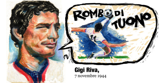 Gigi Riva, la leyenda del gol