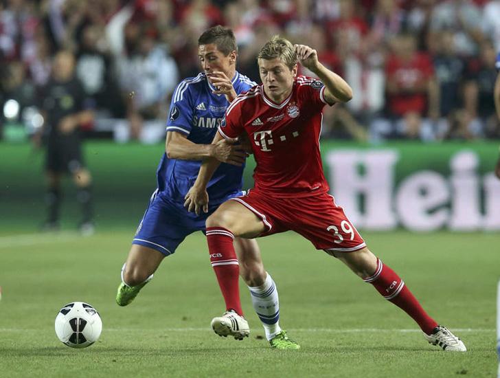 La evolución táctica del Bayern de Pep. Kroos