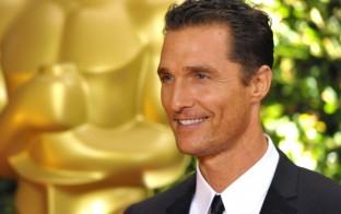 Y de golpe, Matthew McConaughey