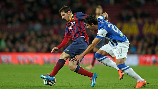 Messi Real Sociedad (MR)2