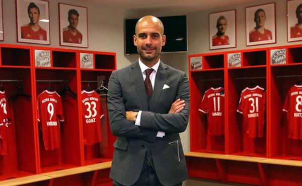 La evolución táctica del Bayern de Pep. Pep-Guardiola