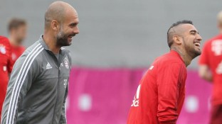 Understanding why Vidal is vital to Guardiola's plans