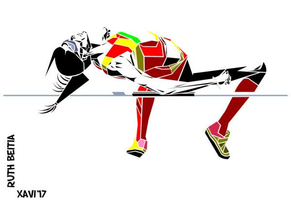 """Entrevista a Ruth Beitia: """"37 años no son un obstáculo para saltar 2.03"""""""