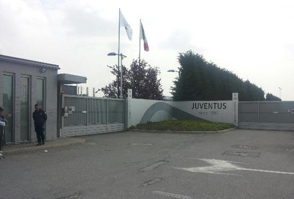 Juventus. La pelota no entra por azar