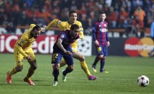 Alves y el carril derecho del Barça