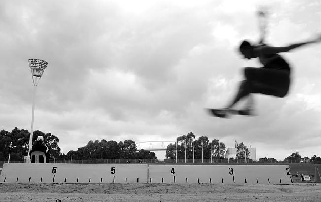 Fallos en el atletismo contempóraneo