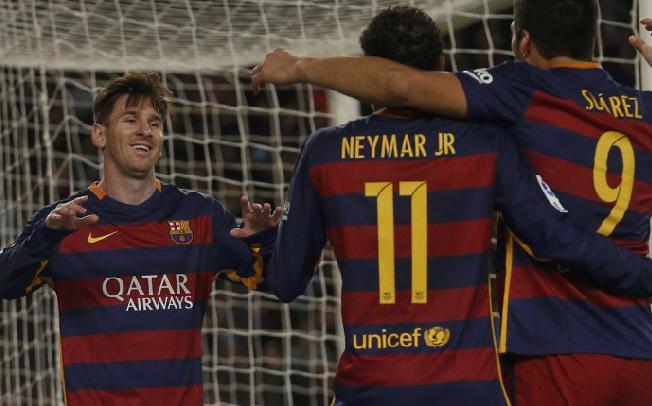El Barcelona gobierna fútbol y jerarquías