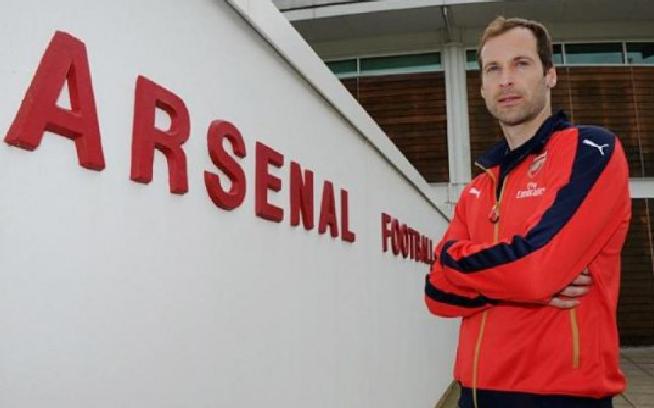 Cech, un portero para conquistar la Premier