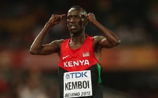 Kemboi no tiene obstáculos