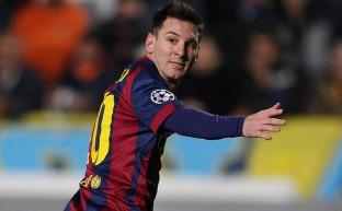 Messi hace historia de tres en tres