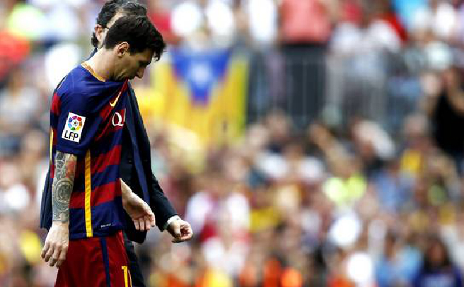 Sobrevivir sin Messi y sin Iniesta