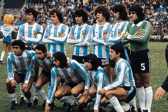 PANINI ARGENTINIEN  ARGENTINA World Cup 1978 FIFA Fußball