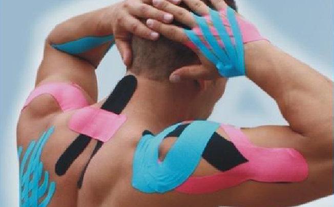 El 'kinesiotaping' o vendaje neuromuscular, algo más que placebo