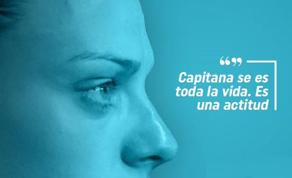 """Entrevista a Jennifer Pareja: """"Capitana se es toda la vida"""""""