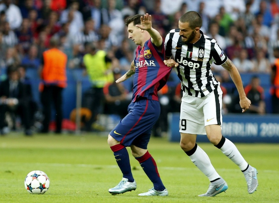 Tactical Analysis Uefa Champions League Final Juventus V Barcelona