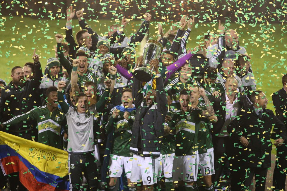 Timbers Portland USA Today